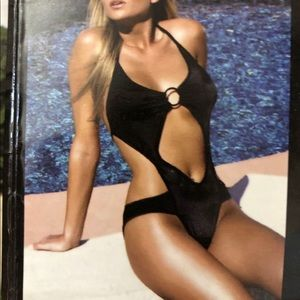 Other - One piece cut out bathing suit bnwt